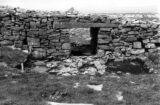 Entrance to Dún Aonghasa, Inis Mór, Aran Islands, Co. Galway