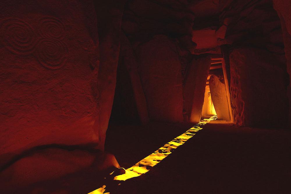 solstice at newgrange