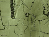 Digital surface model of the high resolution lidar model of the Hill of Tara, Co. Meath