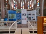 Cherish project exhibition on display in Rush Library